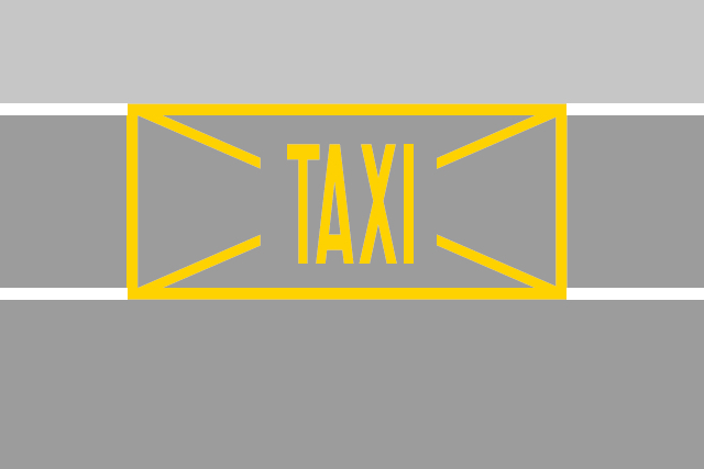 Stations de taxis